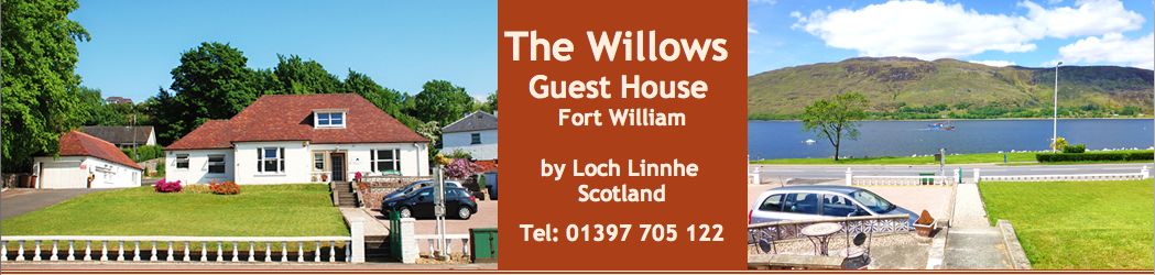 The Willows B&B Fort William Scotland