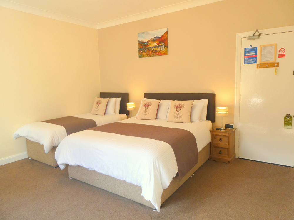 Bed And Breakfast In Fort William With Family Rooms