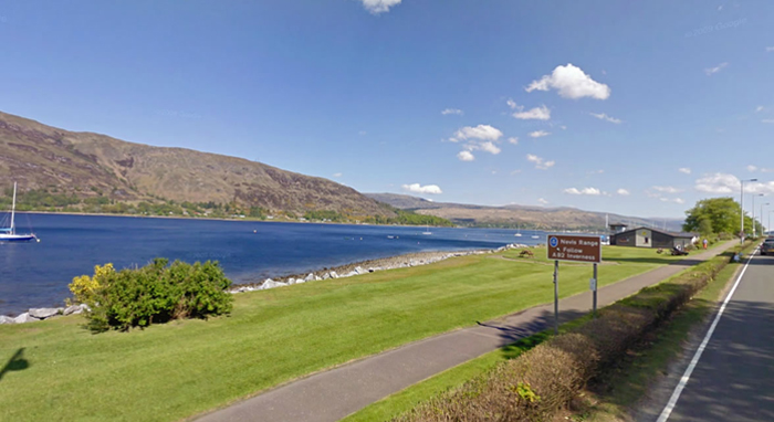 The Willows Bed and Breakfast Fort William Scotland